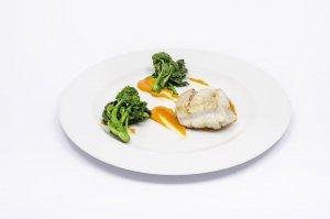 Immagine Filetto di Ombrina - Piatto di pesce